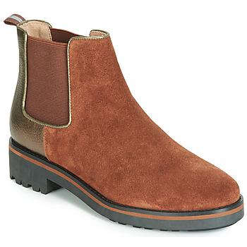 kengät Naiset Bootsit Karston ONKIX Brown