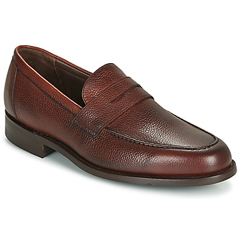 kengät Miehet Mokkasiinit Barker JEVINGTON Bordeaux