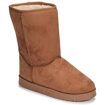 kengät Naiset Bootsit Spot on JULIA Beige