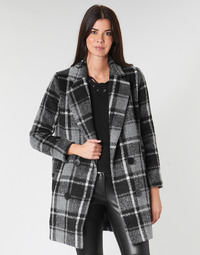 vaatteet Naiset Paksu takki Molly Bracken PL132A21 Black