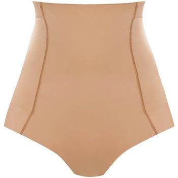 Alusvaatteet Naiset Muotoilevat alushousut Wacoal WEGRA231 SKN Beige