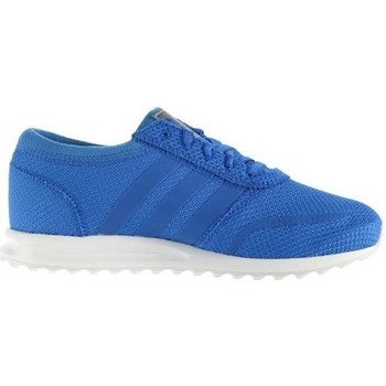 kengät Pojat Matalavartiset tennarit adidas Originals Los Angeles C Vaaleansiniset