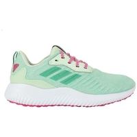kengät Lapset Matalavartiset tennarit adidas Originals Alphabounce RC XJ Valkoiset,Vihreät,Vaaleanpunaiset