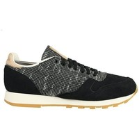 kengät Miehet Matalavartiset tennarit Reebok Sport Classic Leather Ebk Mustat, Harmaat