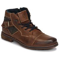 kengät Miehet Bootsit Bugatti ROLLAND Brown