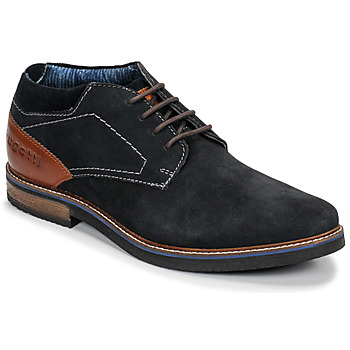 kengät Miehet Derby-kengät Bugatti SACHA Blue