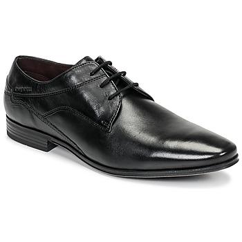 kengät Miehet Derby-kengät Bugatti GILES Black