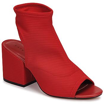 kengät Naiset Nilkkurit Katy Perry THE JOHANNA Punainen