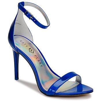 kengät Naiset Sandaalit ja avokkaat Katy Perry THE JAMIE Sininen