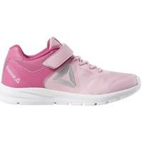kengät Tytöt Juoksukengät / Trail-kengät Reebok Sport Rush Runner Vaaleanpunaiset