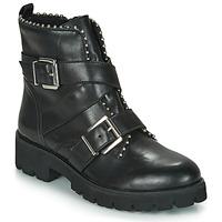 kengät Naiset Bootsit Steve Madden HOOFY Black