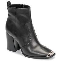 kengät Naiset Nilkkurit Steve Madden ENZO Black