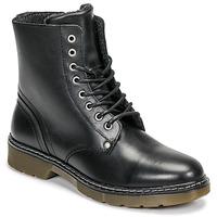 kengät Tytöt Bootsit Bullboxer AHC501E6LC-BLBLK Musta