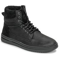 kengät Pojat Korkeavartiset tennarit Bullboxer AID500E6L-BLCK Black