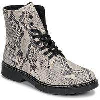 kengät Tytöt Bootsit Bullboxer AHC501E6LEOF-WHKB Grey