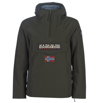 vaatteet Miehet Parkatakki Napapijri RAINFOREST WINTER Kaki