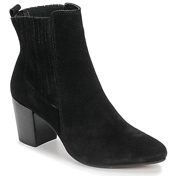 kengät Naiset Nilkkurit Bullboxer 348508E6C-BLCK Black