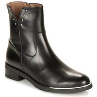 kengät Naiset Bootsit Wonders C5437-OREGON-NEGRO Black