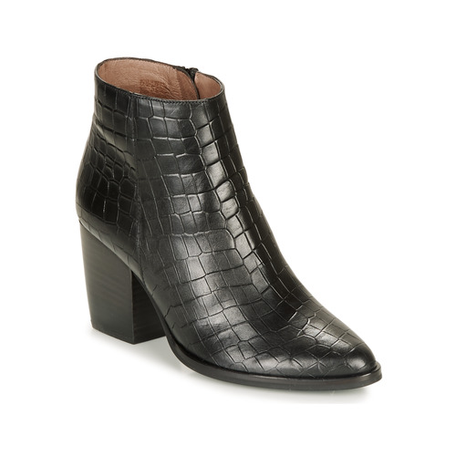 kengät Naiset Nilkkurit Wonders M4103-COCO-NEGRO Black