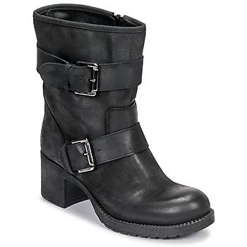 kengät Naiset Nilkkurit Sweet Lemon ELAINE Black