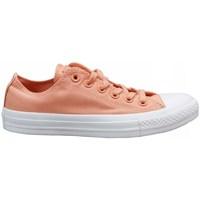 kengät Lapset Matalavartiset tennarit Converse Chuck Tylor AS OX Vaaleanpunaiset
