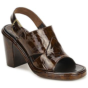 kengät Naiset Sandaalit ja avokkaat Rochas TARTAF Brown