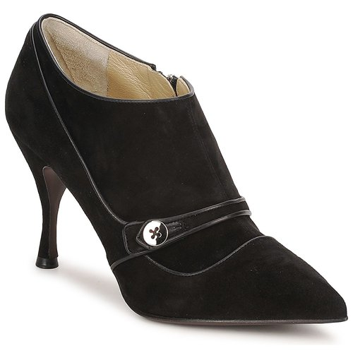 kengät Naiset Nilkkurit Marc Jacobs MJ19138 Black