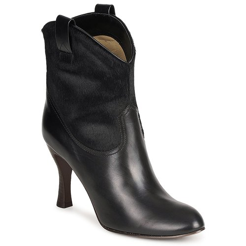 kengät Naiset Nilkkurit Marc Jacobs MJ19064 Black