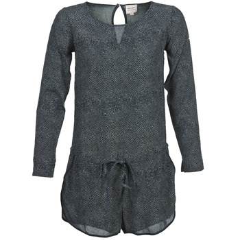 vaatteet Naiset Jumpsuits / Haalarit Petite Mendigote LOUISON Black / Grey