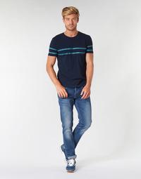 vaatteet Miehet Suorat farkut Pepe jeans CASH Gs7 / Blue