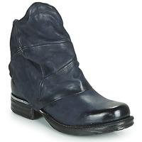 kengät Naiset Bootsit Airstep / A.S.98 SAINT METAL Blue