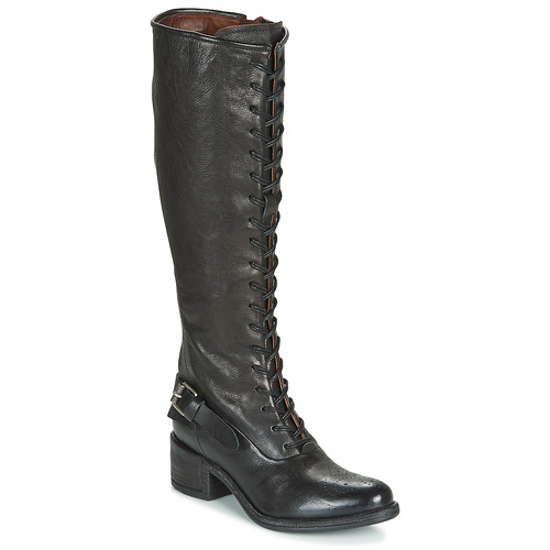 kengät Naiset Saappaat Airstep / A.S.98 OPEA LACE Black