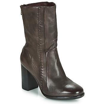 kengät Naiset Nilkkurit Airstep / A.S.98 FRESH ZIP Grey / Fonce