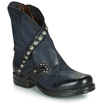 kengät Naiset Bootsit Airstep / A.S.98 SAINT EC RIVET Blue