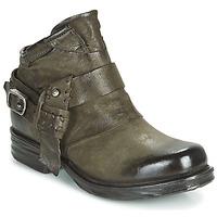 kengät Naiset Bootsit Airstep / A.S.98 SAINT EC STRAPE Khaki