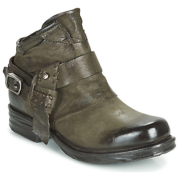 kengät Naiset Bootsit Airstep / A.S.98 SAINT EC STRAPE Kaki