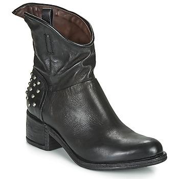 kengät Naiset Bootsit Airstep / A.S.98 OPEA STUDS Musta