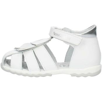 kengät Tytöt Sandaalit ja avokkaat NeroGiardini P921160F White