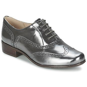 kengät Naiset Herrainkengät Clarks HAMBLE OAK Argenté