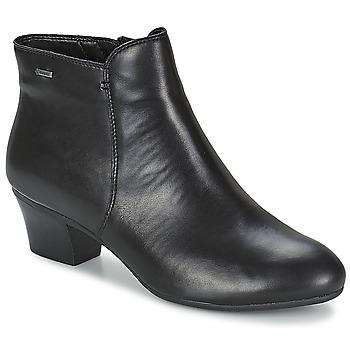 kengät Naiset Nilkkurit Clarks MELANIE SU GTX Black