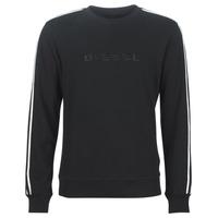 vaatteet Miehet Svetari Diesel WILLY Black