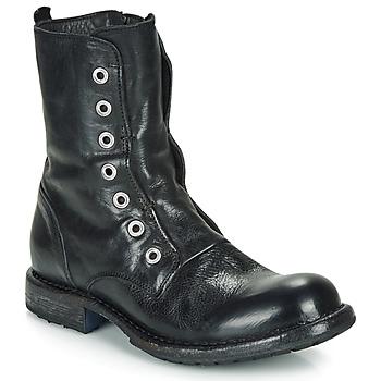 kengät Naiset Bootsit Moma CUSNA NERO Black