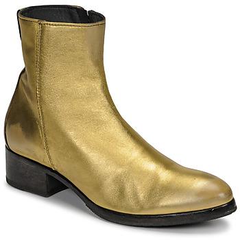 kengät Naiset Nilkkurit Moma NJ ORO Kulta