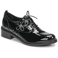 kengät Naiset Derby-kengät Regard ROAZU V2 VERNIS Black