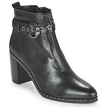 kengät Naiset Nilkkurit Philippe Morvan BAXEL3 V1 MAIA Musta