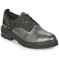 kengät Naiset Derby-kengät Philippe Morvan DIVON V2 Harmaa