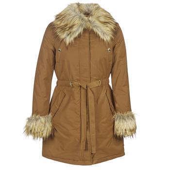 vaatteet Naiset Parkatakki Marciano NEW GLAM Cognac