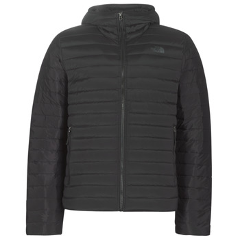 vaatteet Miehet Toppatakki The North Face MEN'S STRETCH DOWN HOODIE Musta