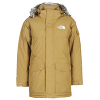 vaatteet Miehet Parkatakki The North Face MEN'S MC MURDO Camel
