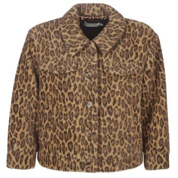 vaatteet Naiset Pusakka See U Soon 9262153 Leopardi